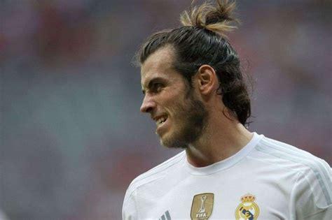 Gareth Bale Cheveux Longs | international real le secret des cheveux longs de
