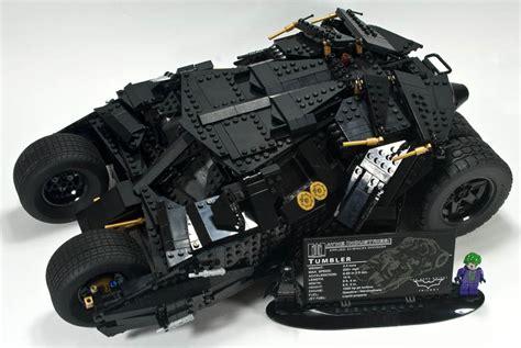 review 76023 batman tumbler rebrickable build with lego