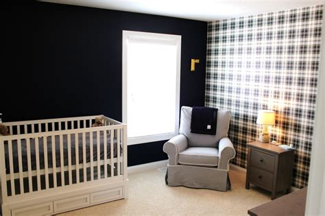 black and white nursery wallpaper vote april room finalists