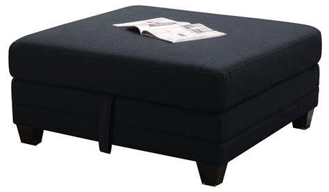 storage ottoman reversible top coaster keaton storage ottoman with reversible top value