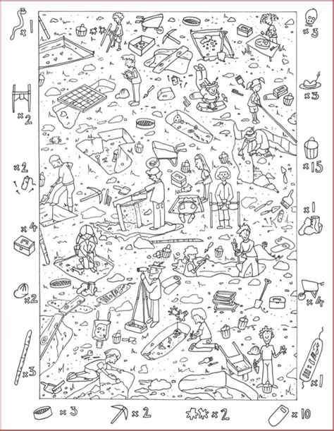 coloring books to buy this where s wally style illustration was developed for