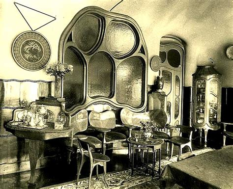 gaudi muebles gaudi designer casa batllo gt album dining room