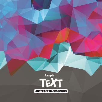 triangle background vector download abstract triangle free vector download 13 440 free vector