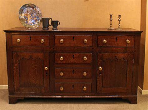 small oak dresser base c 1810 antiques atlas