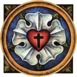 reformationstag luther und die lutherrose pro heraldica