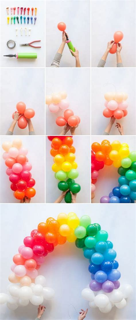 How To Make Balloon Decorations by Awesome Balloon Decorations 2017