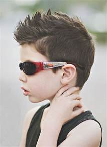 boy haircut ideas cool kids boys mohawk haircut hairstyle ideas 6