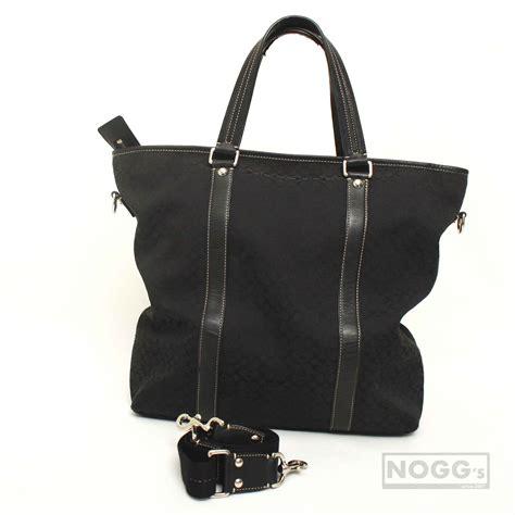 Tas Coach Tote Bag In Bag Y7007 coach classic black large satchel handbag crossbodybag