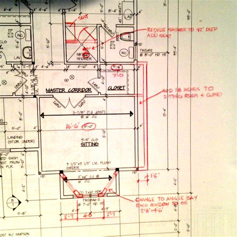 how to read a house plan lining an inexpensive way to make changes to your pre