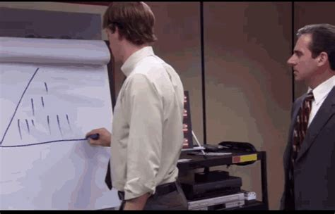 Pyramid Scheme The Office by The Office Gif The Office Pyramid Discover Gifs