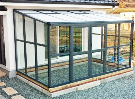 Garden Tub 5597 by Leanto Outdoor Room Polycarbonate Greenhouses Australia