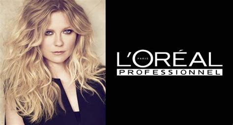 Celebrate Home Interiors by Kirsten Dunst The New Face Of L Oreal Professionnel