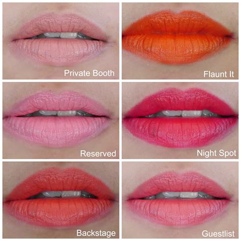 Original Sleek Gloss Me sleek lipstick shades the of
