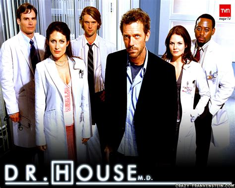 Dr House Tv Series House M D Wallpapers Tv Series Frankenstein