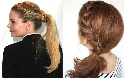 Braided Ponytail Hairstyles by Inspiration Braided Ponytail Hairstyles