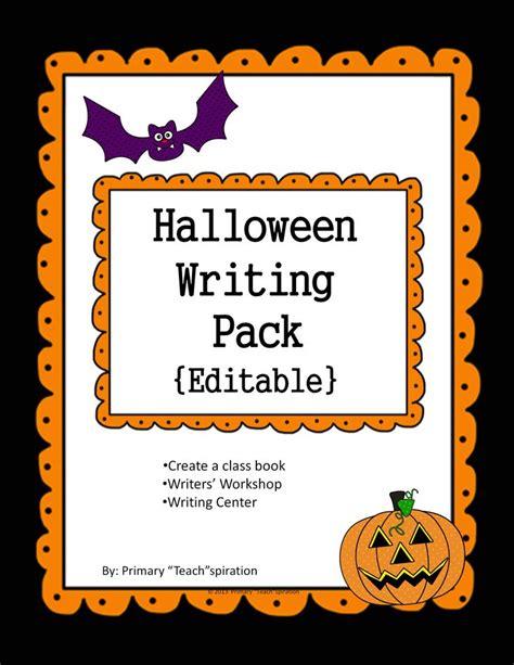 halloween writing themes 33 best halloween at school images on pinterest teaching