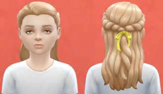 childs hairstyles sims 4 pickypikachu 187 sims 4 updates 187 best ts4 cc downloads