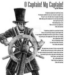 Captain my captain by dre40 on deviantart