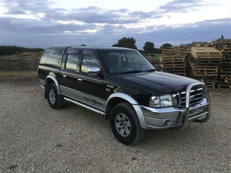 land rover ford ford ranger thunder xlt 4x4 up truck similar l200
