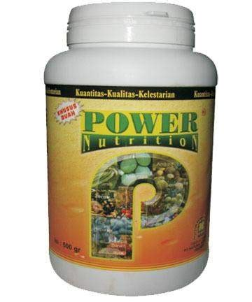 Power Nutrition 500 Gram Pupuk Organik Khusus Buah Nasa Depok 1 distributor nasa medan power nutrition