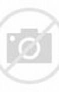Preteen Girl Holding An Apple