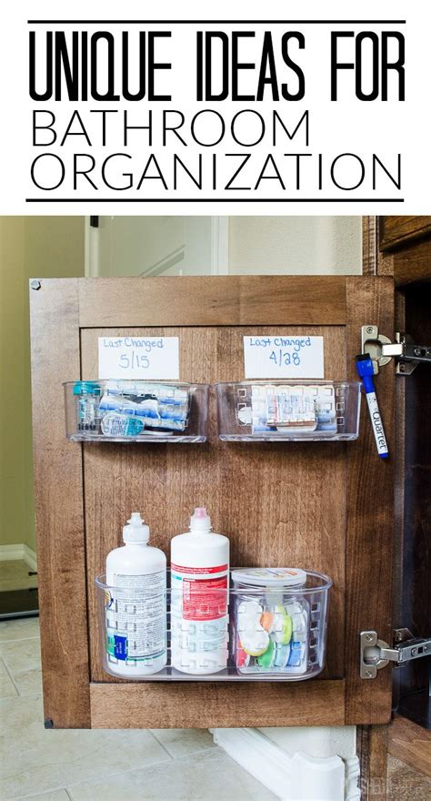 bathroom sink storage ideas under sink organizing in 5 easy steps bathroom side 2