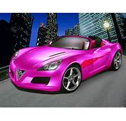 Tuned Concept Pink Car Wallpapers  HD