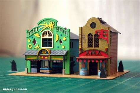 Spirited Away Papercraft - 127 best images about papercraft on studio