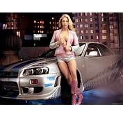 Used &amp New Cars Fast And Beautifull Cool Girls Wallpaper