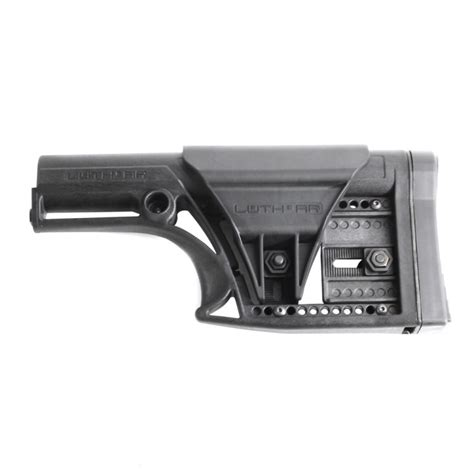 Luth Mba 1 Rifle Buttstock by Mba 1 Rifle Fixed Stock