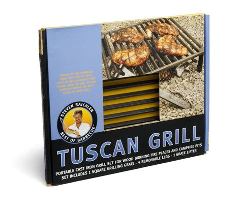 sr8024 tuscan grill the companion