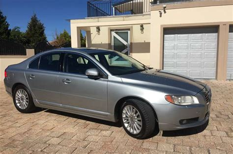 car owners manuals for sale 2007 volvo s80 lane departure warning 2007 volvo s80 d5 sedan fwd cars for sale in western cape r 108 000 on auto mart