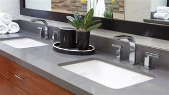 Gray Vanity Bathroom - california grey quartz countertop kitchen counter quartz history countertop
