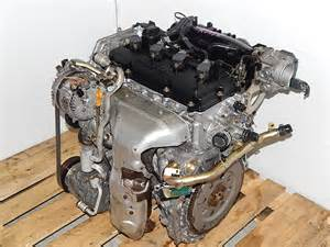 2002 Nissan Sentra Engine Qr25 Qr20 Altima Engine J Spec Auto Sports