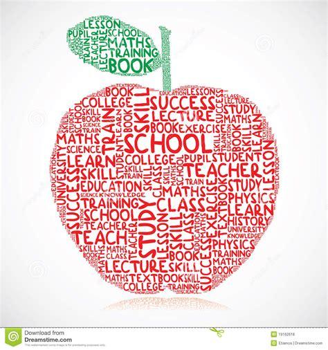 Education apple royalty free stock photos image 19162618