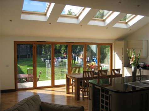 Kitchen Dining Room Extension Plans Inkdesign Architecture Limited Glasgow Giffnockwoodvale