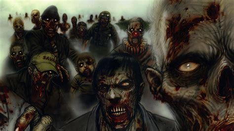 wallpaper zombies 3d evil zombies 3d wallpaper
