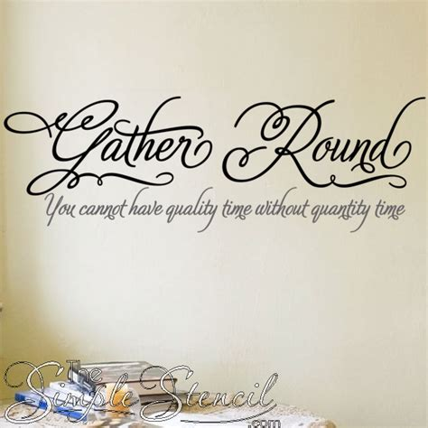 dining room wall quotes dining room vinyl wall quotes peenmedia