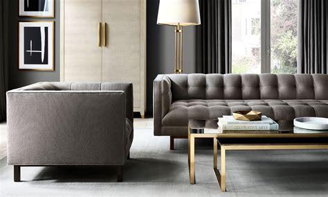 rh modern living room