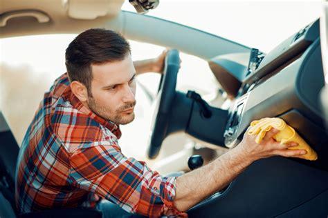 Auto Putzen Innen Und Au 223 En So Geht S Einfach Mit Wenig