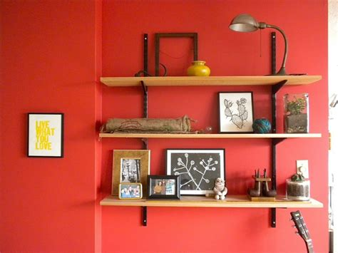 go creative with diy wall shelves in your interior homesfeed