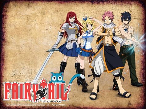 wallpaper anime fairy tail fairy tail wallpapers cartoon wallpapers