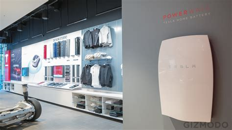 Tesla Gifts Tesla Updates Gallery Tesla Opens Its Largest Retail