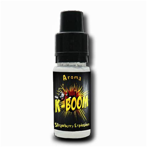 Vape Liquid Strwkr Iii Strawberry Cracker Flavor d i y 10ml strawberry explosion eliquid flavor by k boom