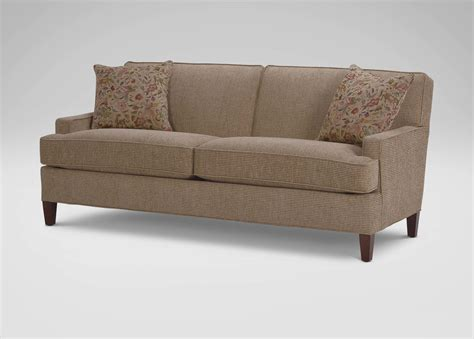 76 inch sofa 76 inch sofa sofas and loveseats leather couch ethan allen