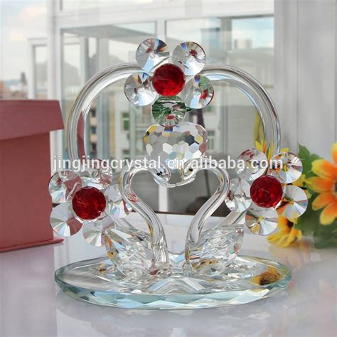 wholesale clear glass gifts wedding decorations
