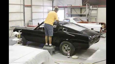 color sand and buff color sand and buff 68 1 2 mustang fastback cobra jet 428