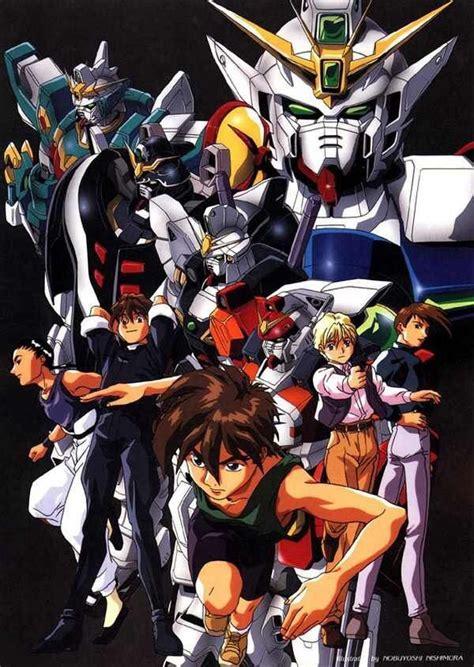 best gundam series top 10 gundam series anime amino