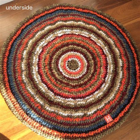 mandala rugs crochet mandala rug rugs ideas