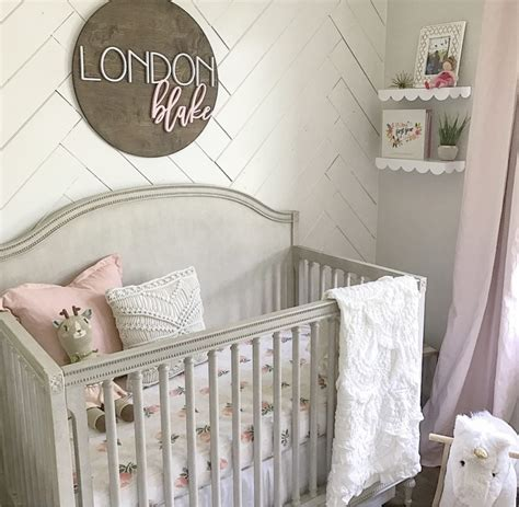 Unique Nursery Decor Sweet Baby Nursery Project Nursery